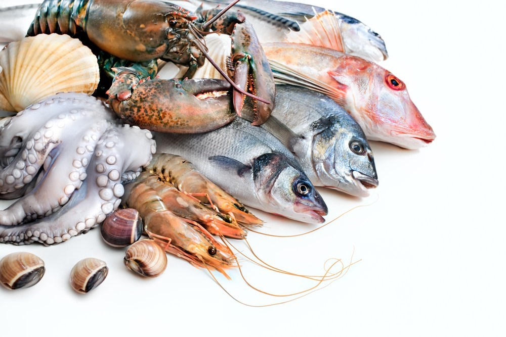 menu : Seafood Products